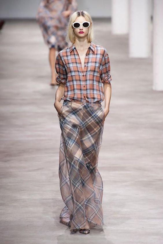 cool chic style fashion: Dries Van Noten Spring / Summer 2013