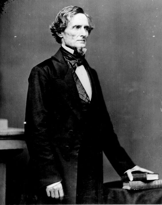 jefferson davis general