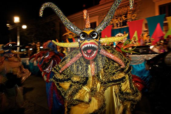 traditional puerto rican carnival - Google Search