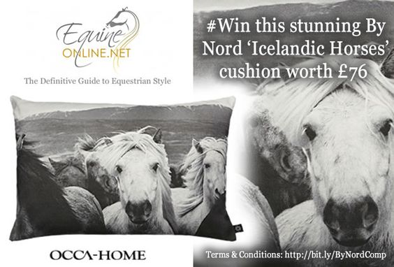1, Re-pin this pin (http://www.pinterest.com/pin/572590540095752659/) 2, Follow Equine Online on Pinterest (http://www.pinterest.com/equineonline/) 3, Leave a comment below to let us know you've entered...