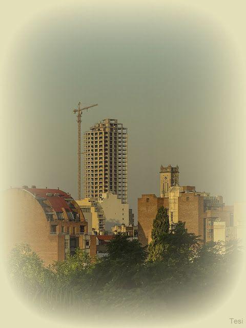 Atrapados por la imagen: Estampas de la ciudad.