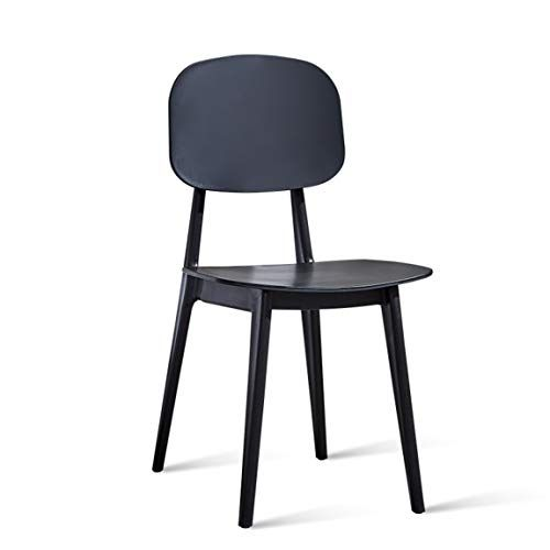 Lrw Modern Nordic Dining Chair Adult Back Chair Dining Room