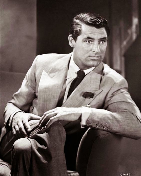 Scones and Crackers: Let's talk about: Cary Grant