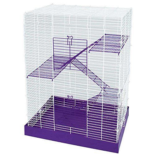 Ware Chew Proof Four Story Hamster Cage Hamstercagesdepot Hamster Cage Small Animal Cage Pet Cage