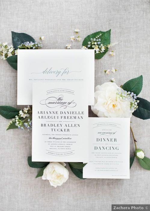 Wedding Invitation Ideas White Elegant Formal Black Zacher In 2020 Watercolor Floral Wedding Invitations Affordable Wedding Invitations Photo Wedding Invitations