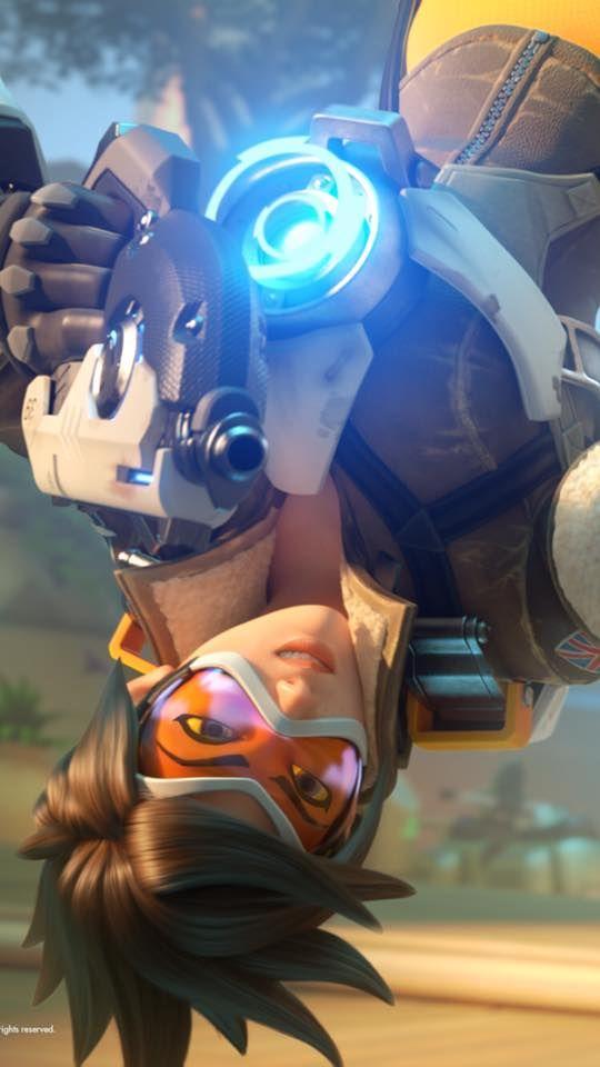 Overwatch Wallpapers Overwatch Overwatch Tracer