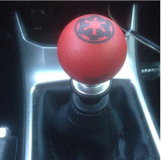 Star Wars Empire shift knob