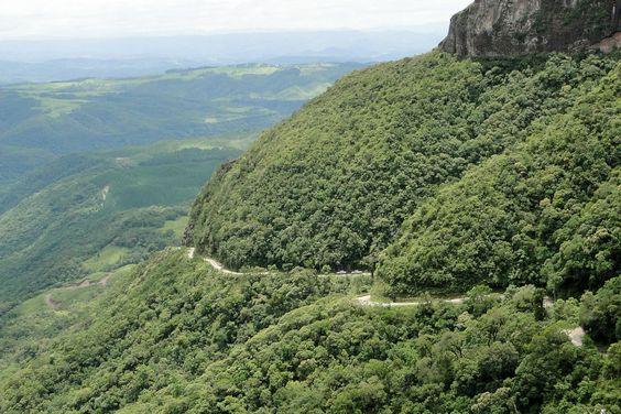 Serra do Corvo Branco - Urubici / SC - Serra do Corvo Branco