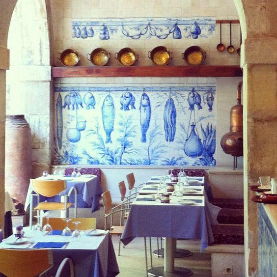 Lisbon, Museu do Azulejo (heartbeads.nl on Instagram)