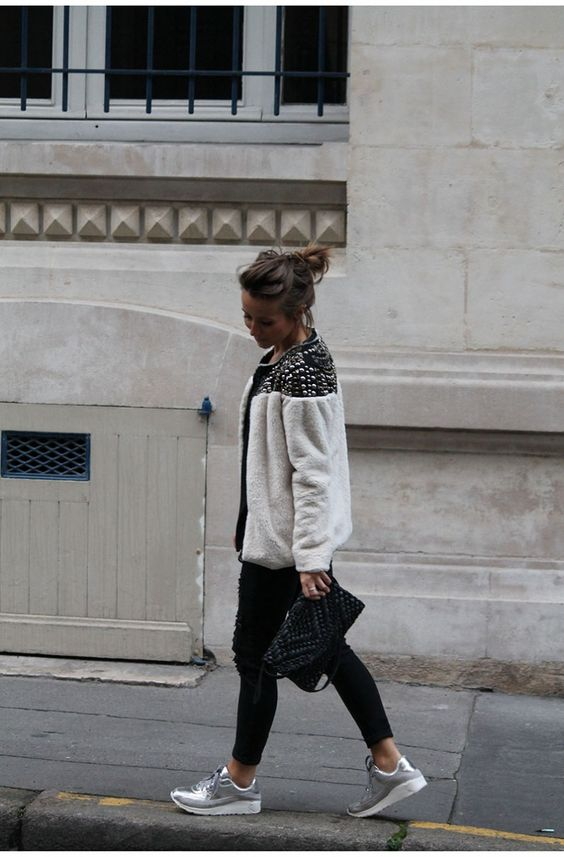 Faux fur jacket - www.noholita.fr: