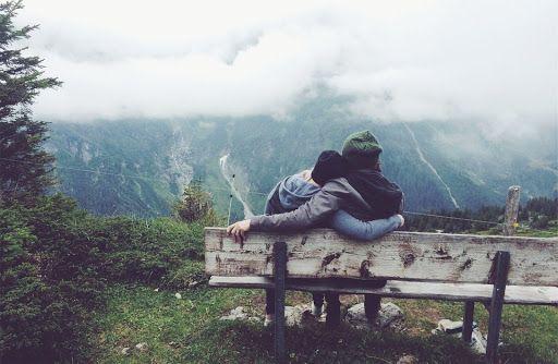 Je veux que tu puisses vivre sans moi mais que tu préfères être à mes côtés: