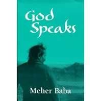 God Speaks book by Meher Baba