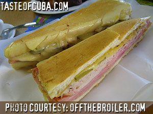 Cuban Sandwich: