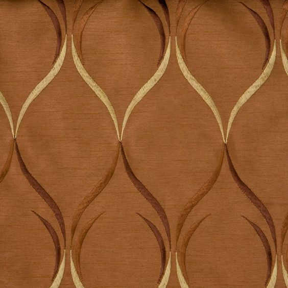 Regis Copper Curtains Rust Color 108 Inch Or 120 Inch Curtains Need Lined Interlining And