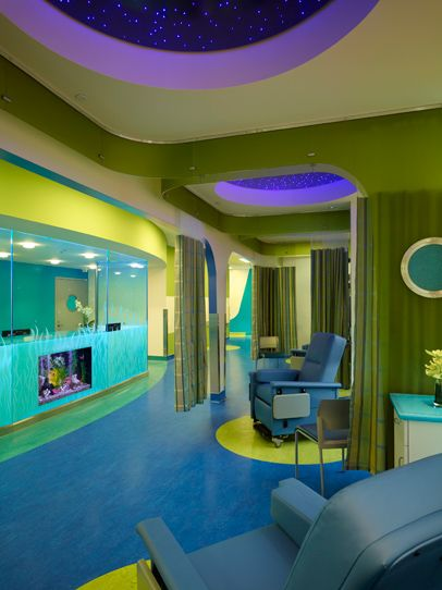 Extremely Colorful Orange County Medical Center