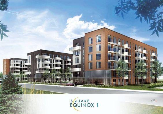 Quartier Greenwich - Square Equinox