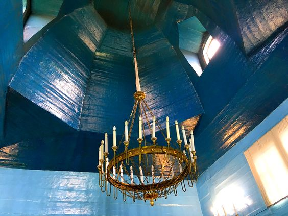 Внутри Музея декабристов, г. Чита. Фото: Evgenia Shveda