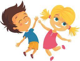 Znalezione obrazy dla zapytania tańczące dzieci rysunek | Rysunek ...