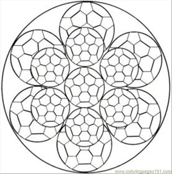 Kaleidoscope Coloring Pages   free printable coloring page Kaleidoscope Med (Other > kaleidoscope )