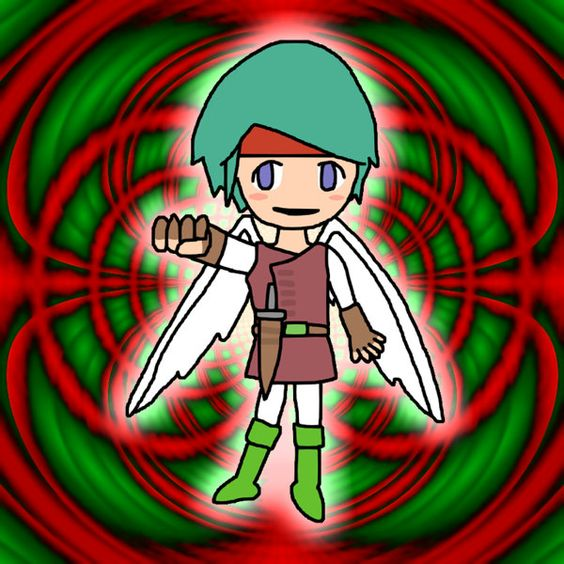 Angel Hero / #Boy
