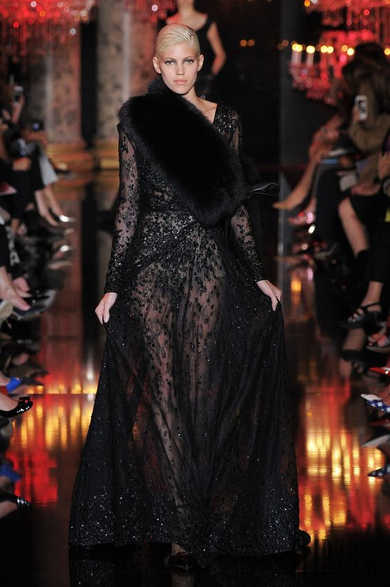 """ ELIE SAAB FALL-WINTER 2014-2015 """