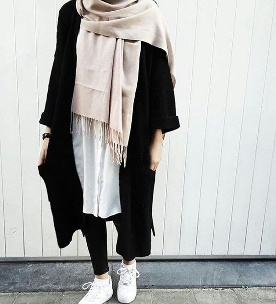 Gorgeous Hijab Fashion Mehr: