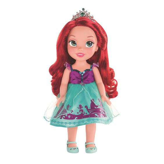 "Disney Toddler Doll - Ariel - Tolly Tots - Toys ""R"" Us"