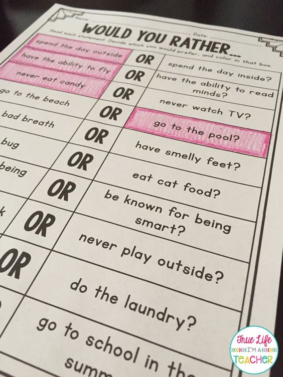 How to Kick Off Your Opinion Writing Unit | True Life: I'm a Teacher