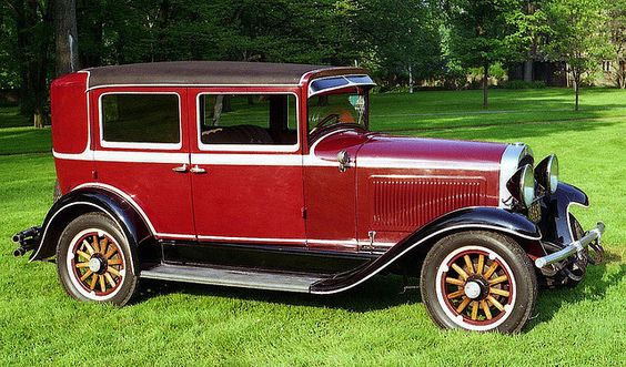 1929 whippet model 98 4 door club sedan by carphoto via for 1929 dodge 4 door