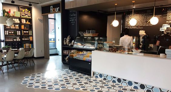 Check out award-winning baker Joanne Chang's fifth café.