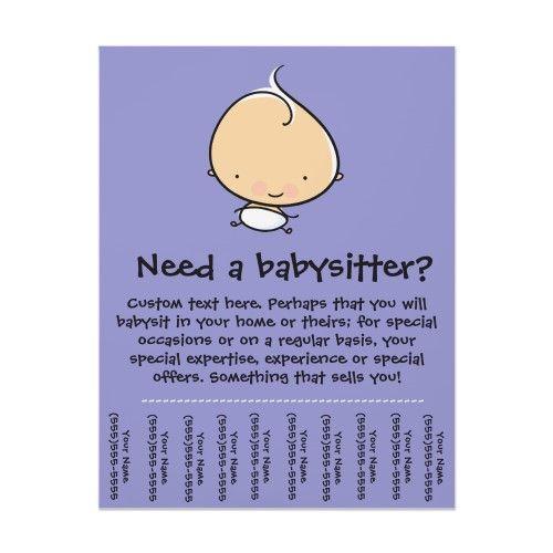 babysitter skills