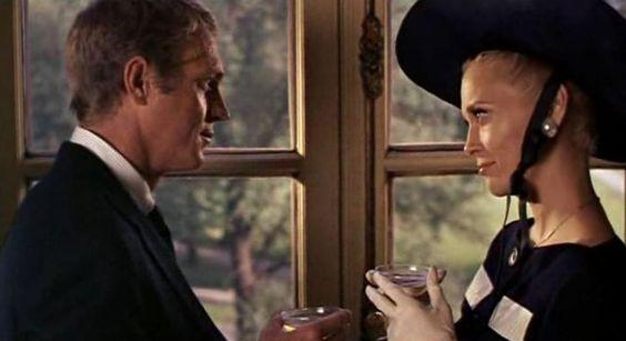 The Thomas Crown Affair 1968 | Cinéfilo Ignorante: The Thomas Crown affair