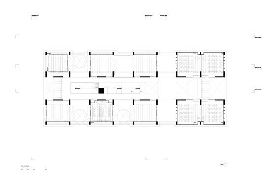 Nuevo Continente School / Miguel Montor