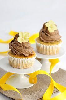 Veganpassion: Bananasplit-Cupcakes