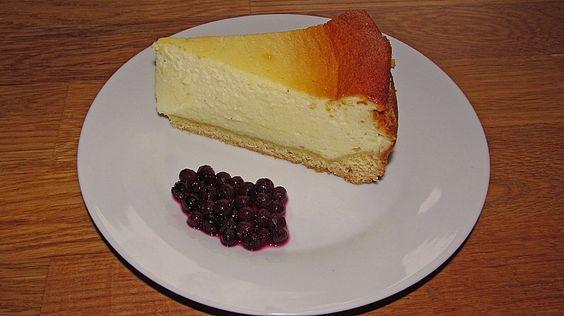 Der beste Käsekuchen der Welt (Rezept mit Bild) von blondeangel716 | Chefkoch.de
