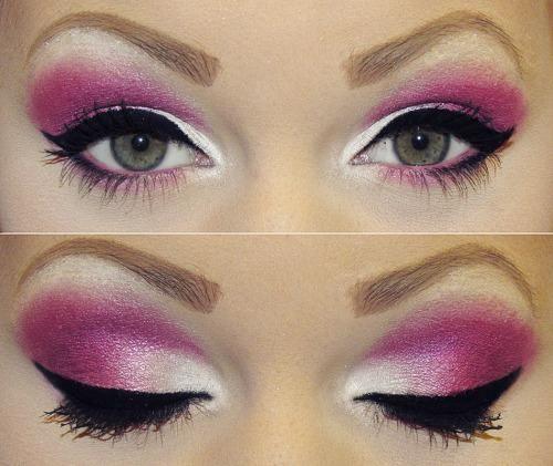 #pinkmakeup