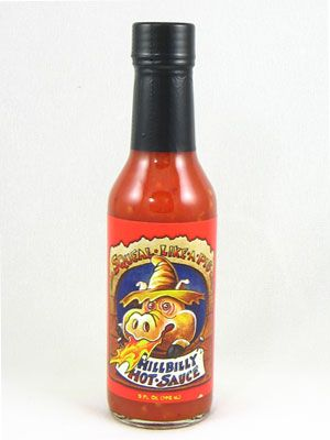 We love the creativity and humor of Hot Shots Hot Sauce labels!