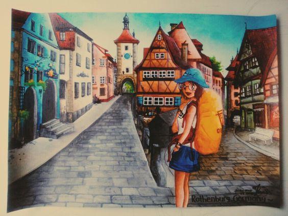Rothenburg!!