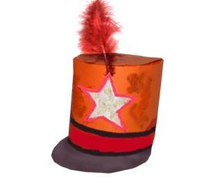 bricolage chapeau dompteur