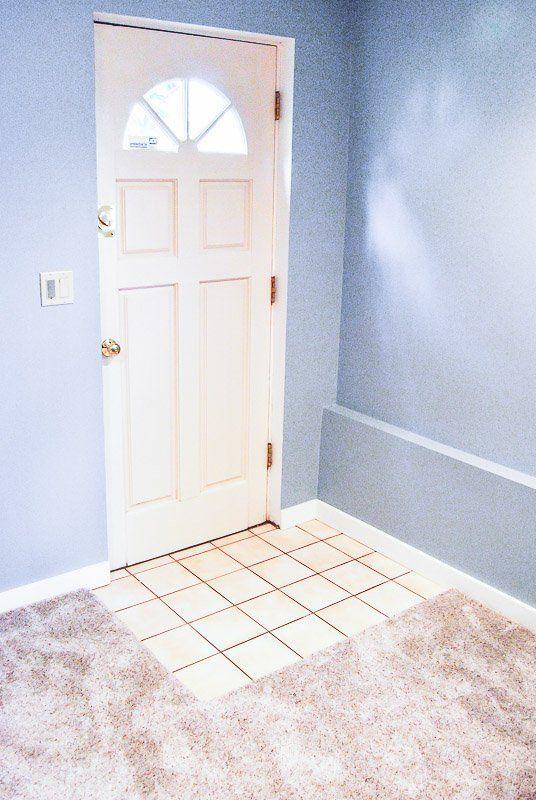 Yes You Can Carpet Over Tile Floor Tile Floor Tiles Flooring
