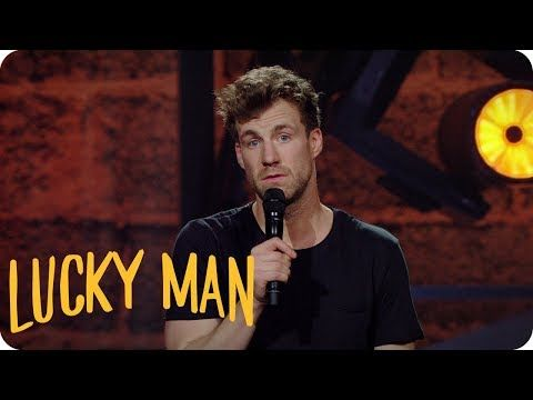 Wir Sind Alle Serienjunkies Luke Mockridge Lucky Man Youtube Luke Mockridge Luke Mockridge Lucky Man Youtube