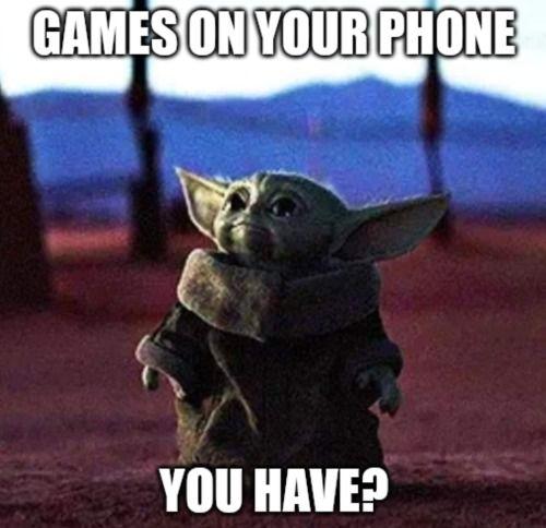 Baby Yoda Yoda Meme Star Wars Humor Star Wars Memes