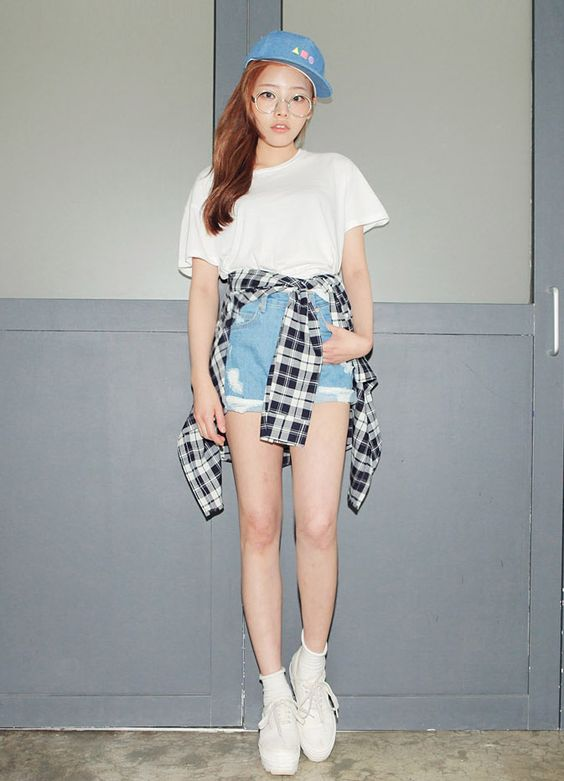 K Fashion Korean Fashion And Cute Girls On Pinterest