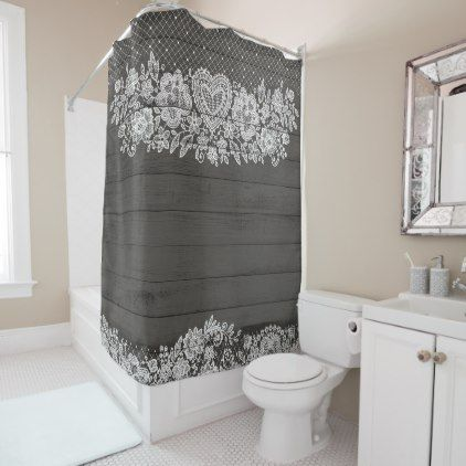Pin On Farmhouse Shower Curtains