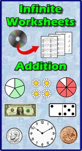 math worksheet : tired of searching google images for free addition worksheets that  : Addition Worksheets Generator