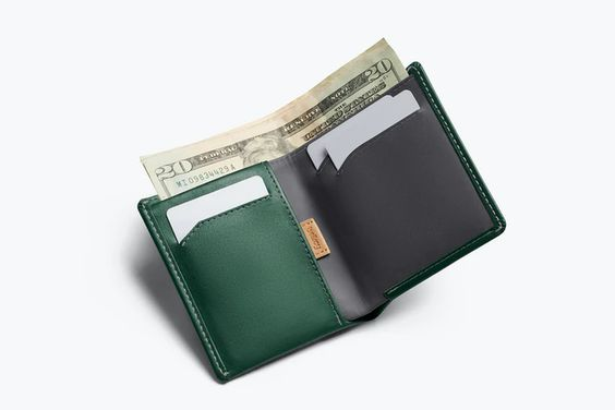 Note Sleeve | Slim Men's Wallets with RFID | Bellroy
