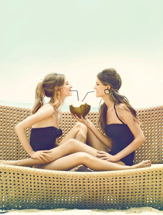 : Partial Denmark, Best Friends, Mean Girls, Bestfriend, July 2012, Denmark July