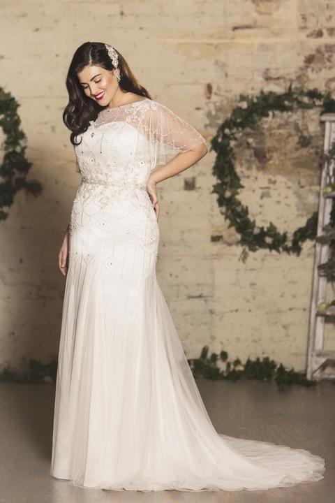 Plus Size Wedding Dresses for the Curvy Bride The Bridal Suite