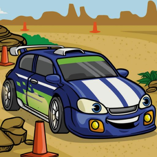 لعبة بانوراما سباق سيارات الكرتون Racing Cartoons Jigsaw Kids Jigsaw Jigsaw Games Popular Cartoons