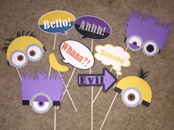 Minions Birthday Invitation for good invitation layout